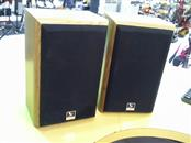 INFINITY Speakers/Subwoofer SL-20